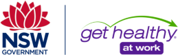 Get Healthy at Work logo